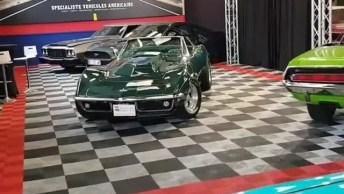 Corvette 1968, Um Dos Carros Antigos Que Você Se Apaixona Fácil!