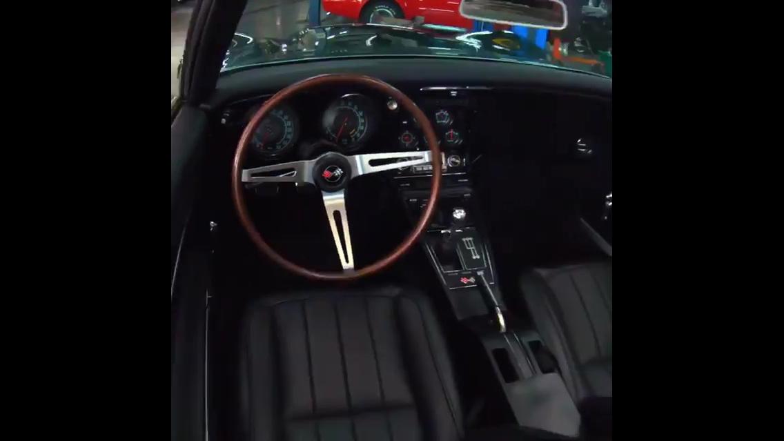 Corvette 1968