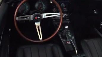 Corvette 1968 - Um Dos Carros Mais Lindos E Conservados Que Você Vai Ver Hoje!