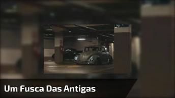 Fusca Sem Make E Sem Filtro, Esse É O Fusca Das Antigas!