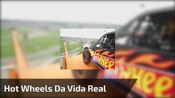 Hot Wheels Da Vida Real, Um Vídeo Espetacular Para Quem Curte Adrenalina!