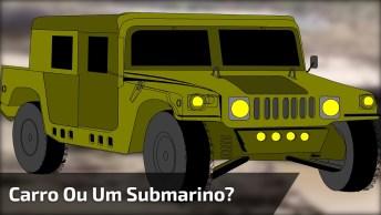 Isso É Um Carro Ou Um Submarino? Para Se Surpreender Com O Que Ele Faz!