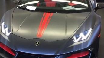 Lamborghini - Preste Atenção Nos Detalhes Desta Máquina!
