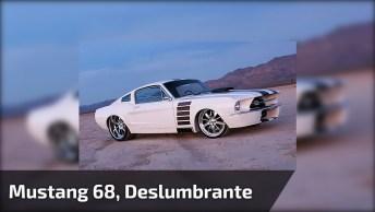 Mustang 68, Um Desfile Para Quem Ama Carro Antigo, Confira!