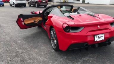 O Ronco Do Motor De Uma Ferrari, Que Sonho De Consumo É Esse Carro Hein!