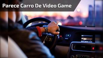 Parece Carro De Vídeo Game, Mas É Real, Confira E Compartilhe!