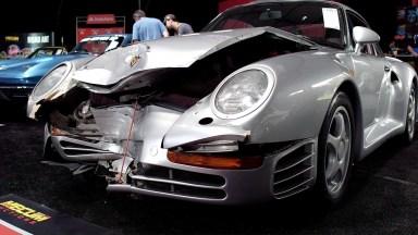 Porsche 1987 - Um Modelo Que Chama A Atenção Até Nos Dias De Hoje!
