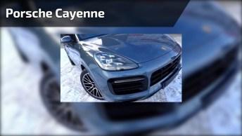Porsche Cayenne, Um Carro De Luxo Que Vai Fazer Você Se Apaixonar!
