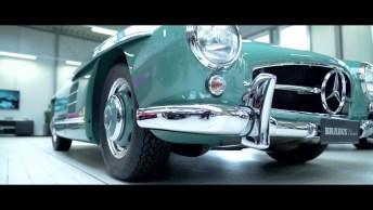 Um Carro Para Apreciar A Beleza, Cada Detalhe É Um Luxo!