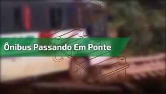 Veja Só As Condições Das Estradas E Pontes No Brasil, Que Acedia As Olimpíadas!