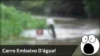 Video De Carro Mais Inacreditável Do Dia, Impossível De Acredita!