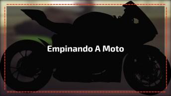 Empinando A Moto Com Garupa, Adrenalina A Flor Da Pele, Confira!