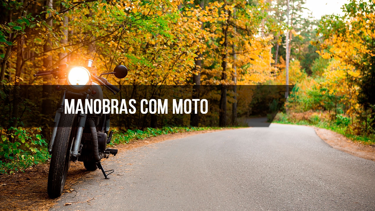 Manobras com motos para todos apaixonados por estas maquinas