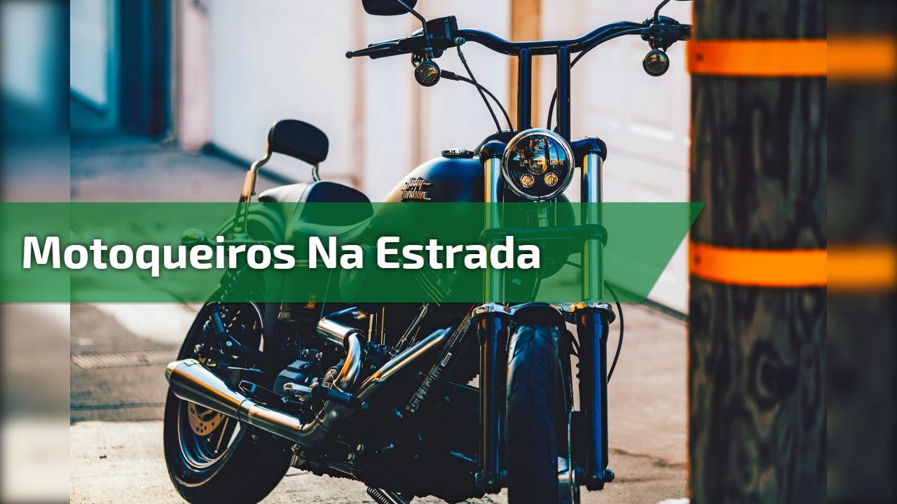 Memórias de uma turma de motoqueiros na estrada, uma experiencia incrível!