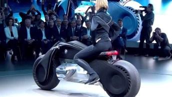 Moto Bmw Do Futuro, Que Fabricação Incrível, Confira E Compartilhe!