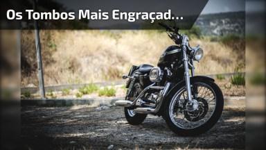 Os Tombos Mais Engraçados De Motos, Para Rir Muito E Compartilhar!