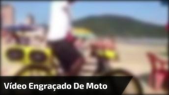 Video Engraçado De Moto, Para Dar Risadas E Compartilhar No Facebook!