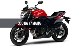 Vídeo Mostrando Um Pouquinho Da Xj6 Da Yamaha, Veja Que Linda Maquina!