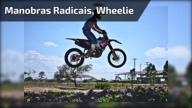 Wheelie Com Manobras Impressionantes, Veja O Que Estes Profissionais São Capazes