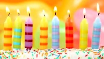 Mensagem De Feliz Aniversário Para Amiga Com Voz Masculina!