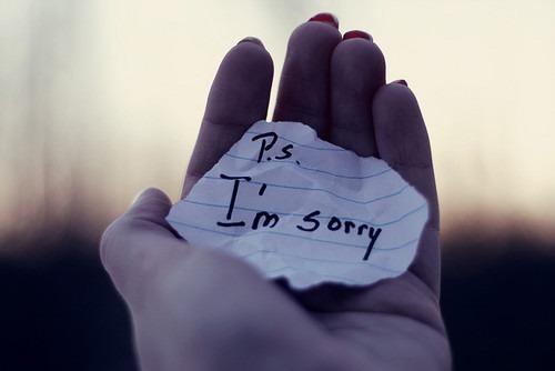 Envie essa imagem para pedir desculpas há alguém muito especial