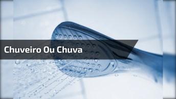 Bêbado Confundindo Chuveiro Com Chuva Kkk, Para Compartilhar No Facebook!