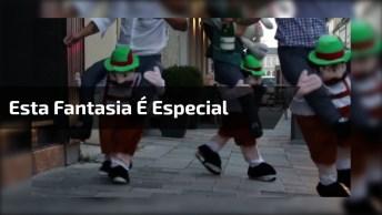 Esta Fantasia É Especial Para Todos Bêbados De Plantão, Kkk!