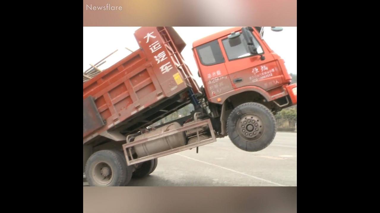 As piores falhas de caminhões nas estradas