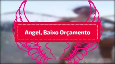 Angel Da Victória'S Secret Versão Pobre, Para Rir Muito Kkk!