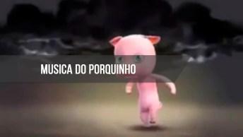 'Anti Onti Fez Friii' A Música Do Porquinho Que Encanta A Galera!
