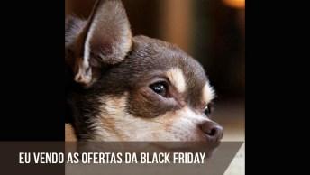 Black Friday Chegando E Você Lembra Que Está Sem Dinheiro, Triste!