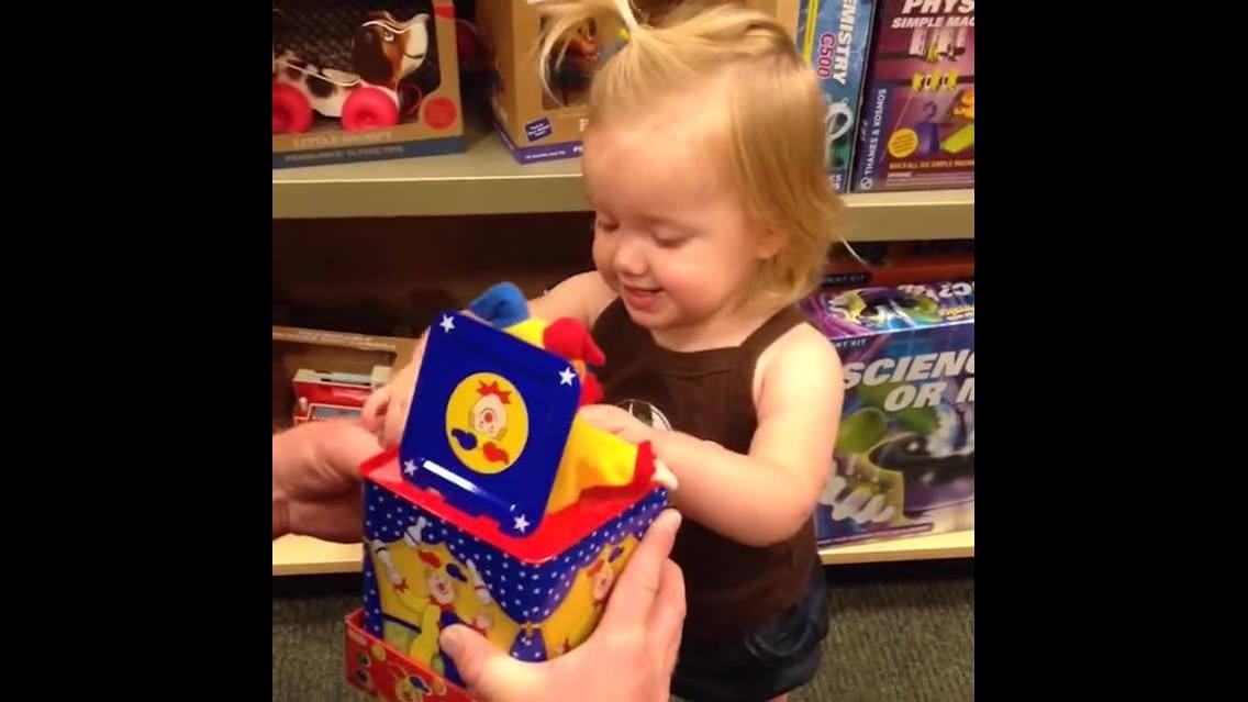 Brinquedos que assustam crianças