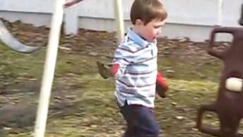 Cenas Engraçadas De Crianças, Um Vídeo Para Te Fazer Dar Muitas Risadas!