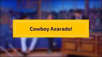 Cowboy Azarado, Veja Como Este Homem Já Esteve Quase Morto Por Quatro Vezes!