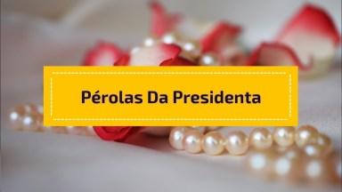 Dilma E Suas Pérolas, Quem Ganhar Ou Perder, Alguém Pode Explicar?