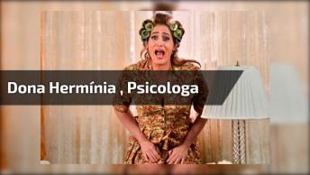 Dona Hermínia Detonando Freud, Psicologia, Complexo De Édipo. . .