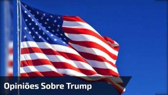 Donald Trump Não Quer O Cantor Latino Nos Eua, Veja A Opinião Das Pessoas!