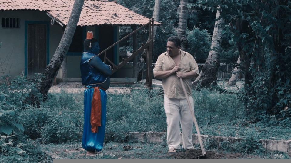 Gênio da Lâmpada no Ceará