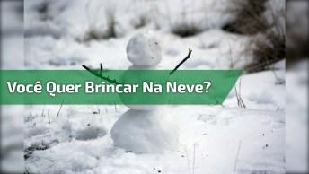 Humor Na Neve, Veja As Coisas Mais Engraçadas Que Podem Acontecer No Gelo!