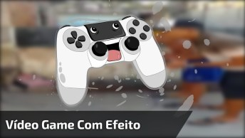 Jogo De Luta Do Vídeo Game Com Efeito De Ultra Realidade, Kkk!
