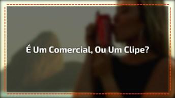 Meu Deus! É Um Comercial Da Coca Cola, Ou É Um Clipe Gospel, Kkk!