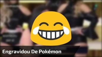 Mulher Engravidou De 'Pokémon' E Nomo Do Filho Vai Ser Pikachu Kkk!