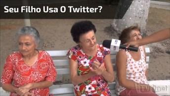O Que Você Faria Se Seu Filho Estivesse Usando Twitter? Para Rir Muito!