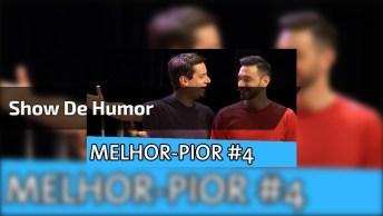 Show De Humor, O Dia Bom E O Dia Ruim De Uma Vendedora De Planos Funerários!