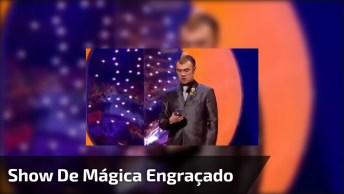 Show De 'Mágica' Engraçado, Aqui Você Vai Descobrir Como É Feito Vários Truques!