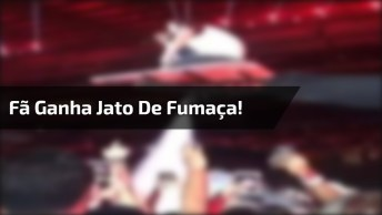 Veja O Que Aconteceu Com Um Fã De Luan Santana Em Um Show Kkk!