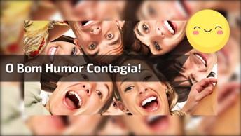 Veja Que Incrível Experimento Provando Que O Sorriso Contagia!