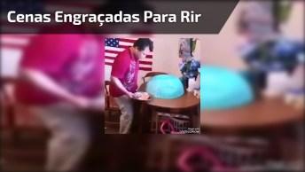 Video Com Compilação De Cenas Engraçadas, Você Vai Rir Muito Hahaha!