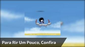 Vídeo Engraçado Do Pássaro Cantando Michael Jackson, Para Animar. . .