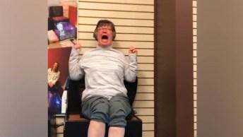 Video Para A Gente Rir Bastante, Todas As Cenas São Muito Engraçadas Hahaha!